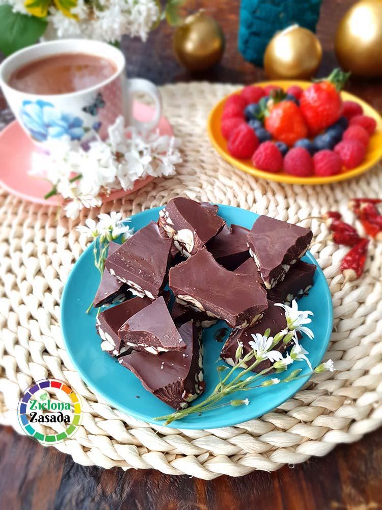 czekolada z masla kakaowego